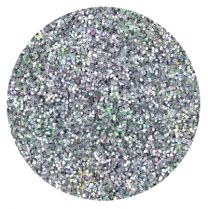 Disco Shaker Hologram Silver, 5 grams