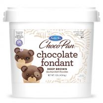 ChocoPan Deep Brown Covering Chocolate 10#