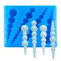 Silicone Mold - Pearl Drops