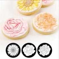 Cupcake/ckie Texture Tops - Floral
