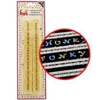 Chunky Funky Alphabet & Numbers Set