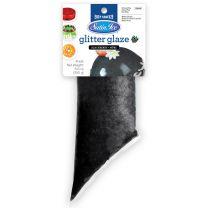Black Blackberry Glitter Glaze 8.8 oz