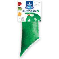 Green Lime Glitter Glaze 8.8 oz