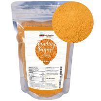 Sanding Sugar Gold 8.8 oz by Cake SOS