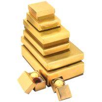 1/4# Gold Foil Box