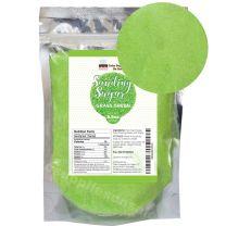 Sanding Sugar Grass Green 8.8 oz by Cake SOS