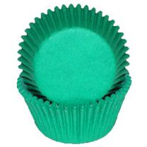 Green Mini Baking Cups, 500 ct.