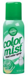 Green Color Mist