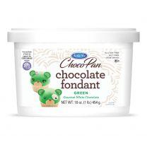 ChocoPan Green Covering Chocolate 1#