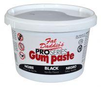 Fat Daddio's Gum Paste Black 1 lb.
