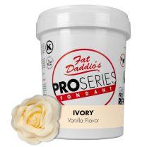 Fat Daddio's Fondant Ivory Vanilla 2 lb.