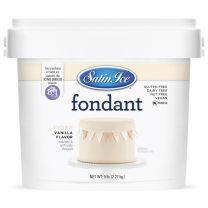 Satin Ice Fondant Ivory 5#