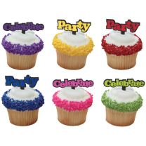 Celebrate & Party Bright, Cupcake Pics, 12