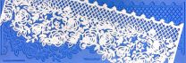 Mademoiselle Silicone Lace Mat