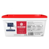 Renshaw Ready-To-Roll Fondant Icing Navy Blue 5 lb