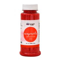 6.8 oz Non-Pareils - Red