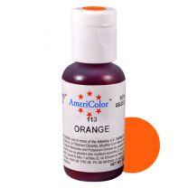 Americolor Orange 3/4 oz