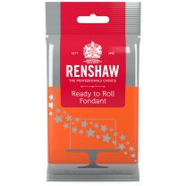 Renshaw Ready-To-Roll Fondant Icing Orange 8.8 oz