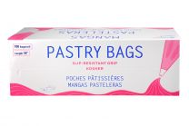 """Piping Bags 18"""" on Roll, 100 pcs"""