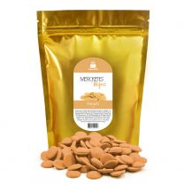 Merckens Wafers Peach, 1 lb by Cake S.O.S
