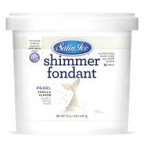 Satin Ice Pearl Shimmer Fondant 2#