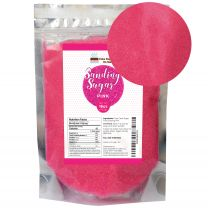 Sanding Sugar Pink 16 oz by Cake SOS