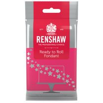 Renshaw Ready-To-Roll Fondant Icing Pink 8.8 oz