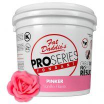 Fat Daddio's Fondant Pink Vanilla 5 lb.