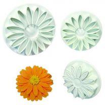 PME Sunflower, Daisy Plunger Set