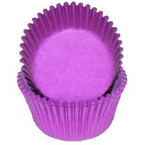 Purple Mini Baking Cups, 500 ct.