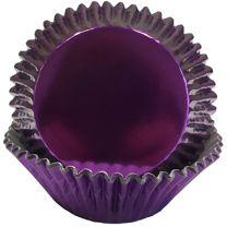 Purple Foil Baking Cups, 500 ct.