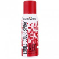 Edible Red Spray 1.5 oz.