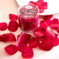 Edible Rose Petals - Red