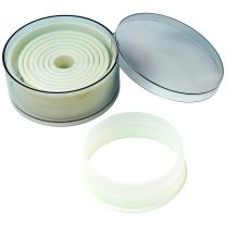 Round Nylon Cutter Set, 9 pc