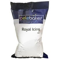 Celebakes Royal Icing Mix - Red 1#