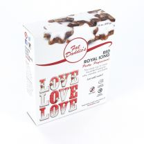 Fat Daddio's Royal Icing Mix Red 15 Oz.