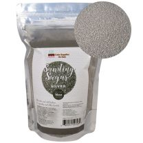 Sanding Sugar Silver 16 oz by Cake SOS