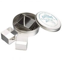 Plain Square Cutter Set 6 pc