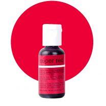 Liqua-Gel Food Color Super Red .70 oz