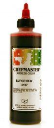 Chefmaster Super Red - 9 oz