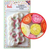 The Easiest Ranunculus Ever Cutter, Set of 2