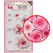 FMM The Easiest Rose Ever Cutter