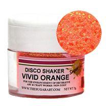 Disco Shaker Vivid Orange, 5 grams