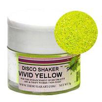 Disco Shaker Vivid Yellow, 5 grams