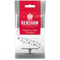 Renshaw Ready-To-Roll Fondant Icing White 8.8 oz
