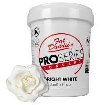 Fat Daddio's Fondant Bright White Vanilla 2 lb.