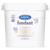 Satin Ice Fondant White/Vanilla 10#