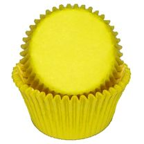 Yellow Mini Baking Cups, 500 ct.